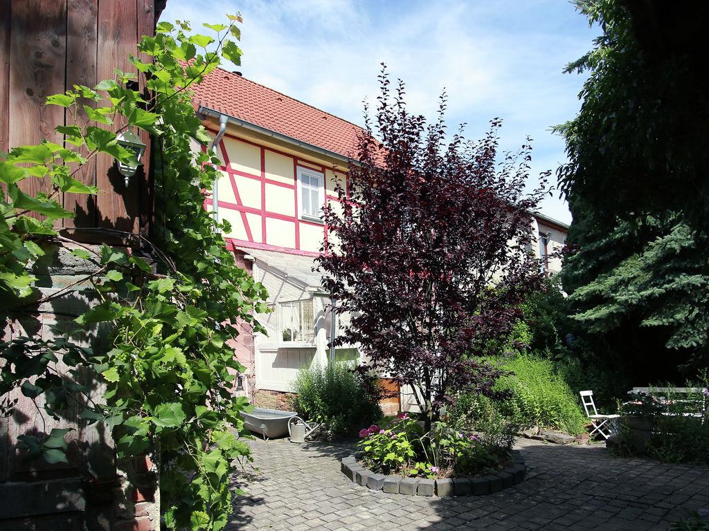 Kyffhäuserland Ferienhaus in Thüringen