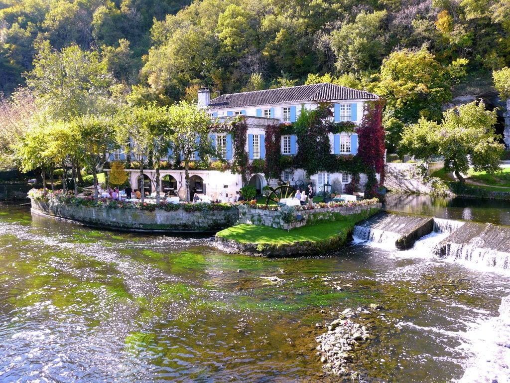 Holiday house Schöne Villa in La Coquille mit Swimmingpool (396912), La Coquille, Dordogne-Périgord, Aquitania, France, picture 37