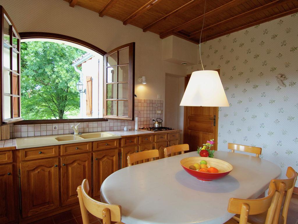 Holiday house Schöne Villa in La Coquille mit Swimmingpool (396912), La Coquille, Dordogne-Périgord, Aquitania, France, picture 14