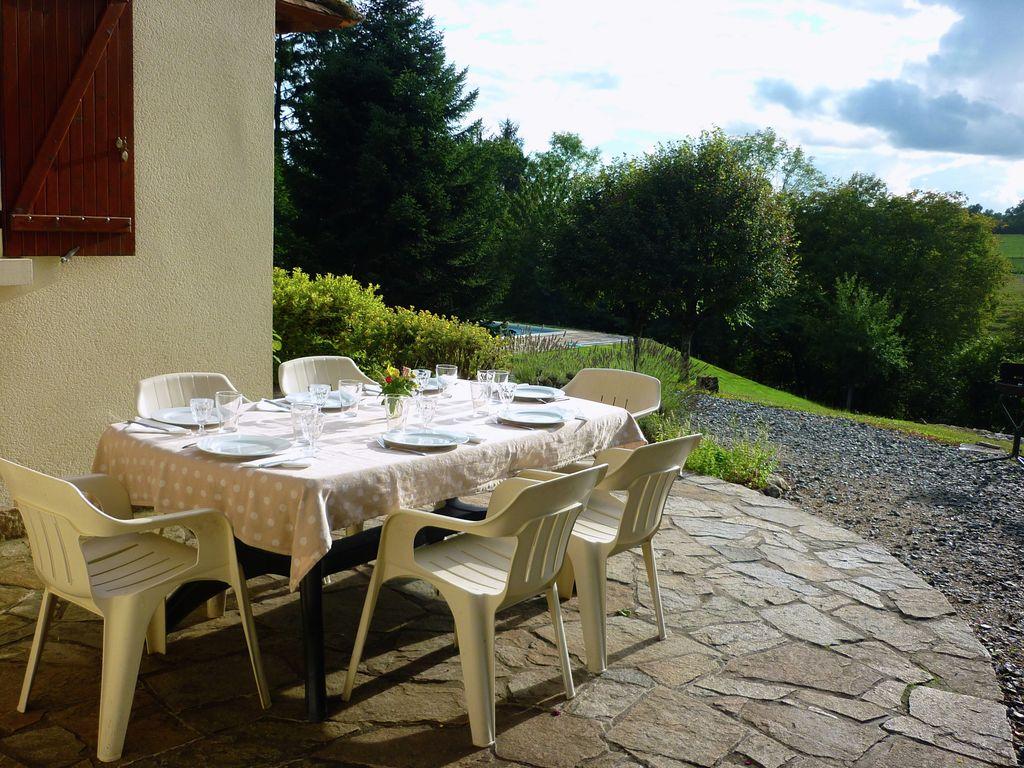 Holiday house Schöne Villa in La Coquille mit Swimmingpool (396912), La Coquille, Dordogne-Périgord, Aquitania, France, picture 25