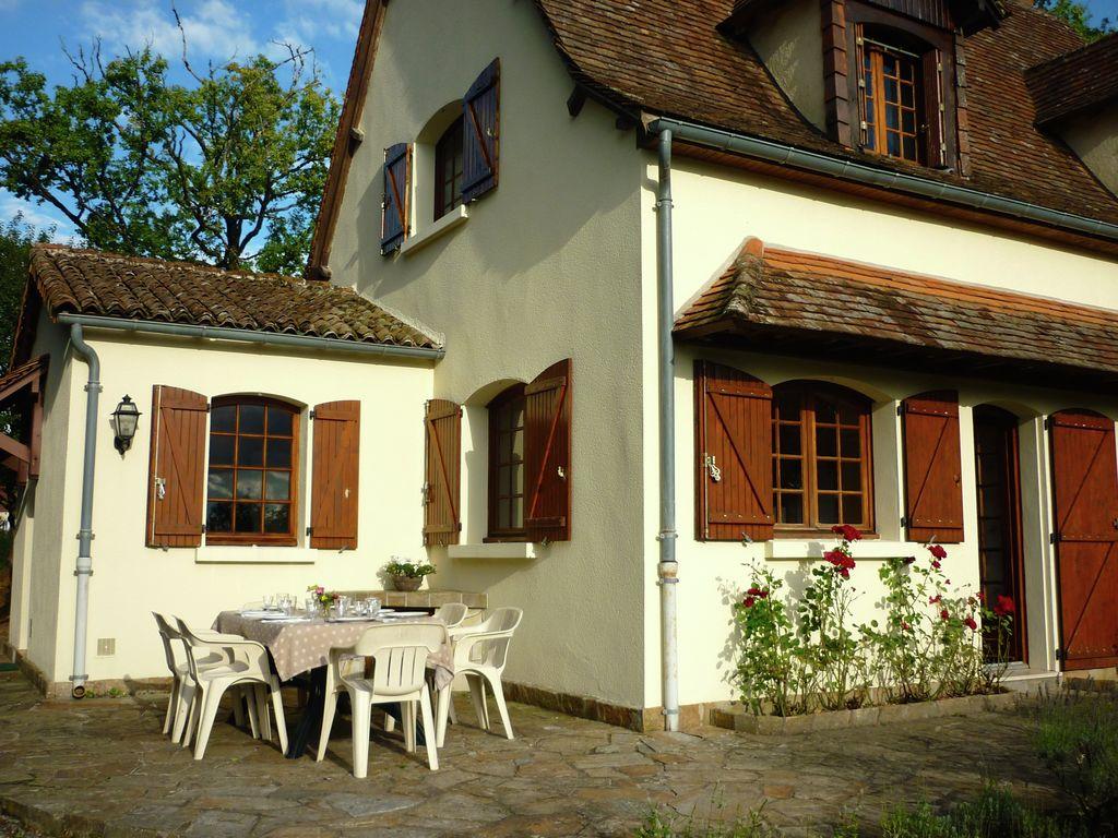 Holiday house Schöne Villa in La Coquille mit Swimmingpool (396912), La Coquille, Dordogne-Périgord, Aquitania, France, picture 24