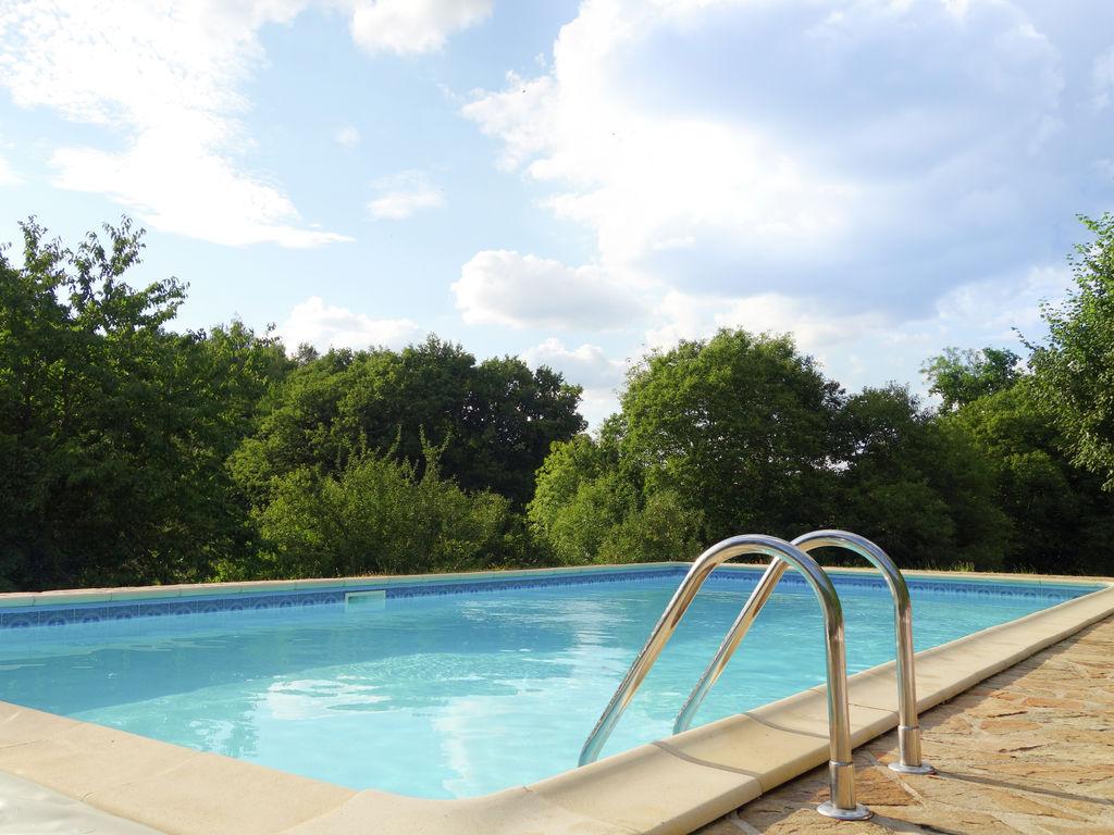 Holiday house Schöne Villa in La Coquille mit Swimmingpool (396912), La Coquille, Dordogne-Périgord, Aquitania, France, picture 6