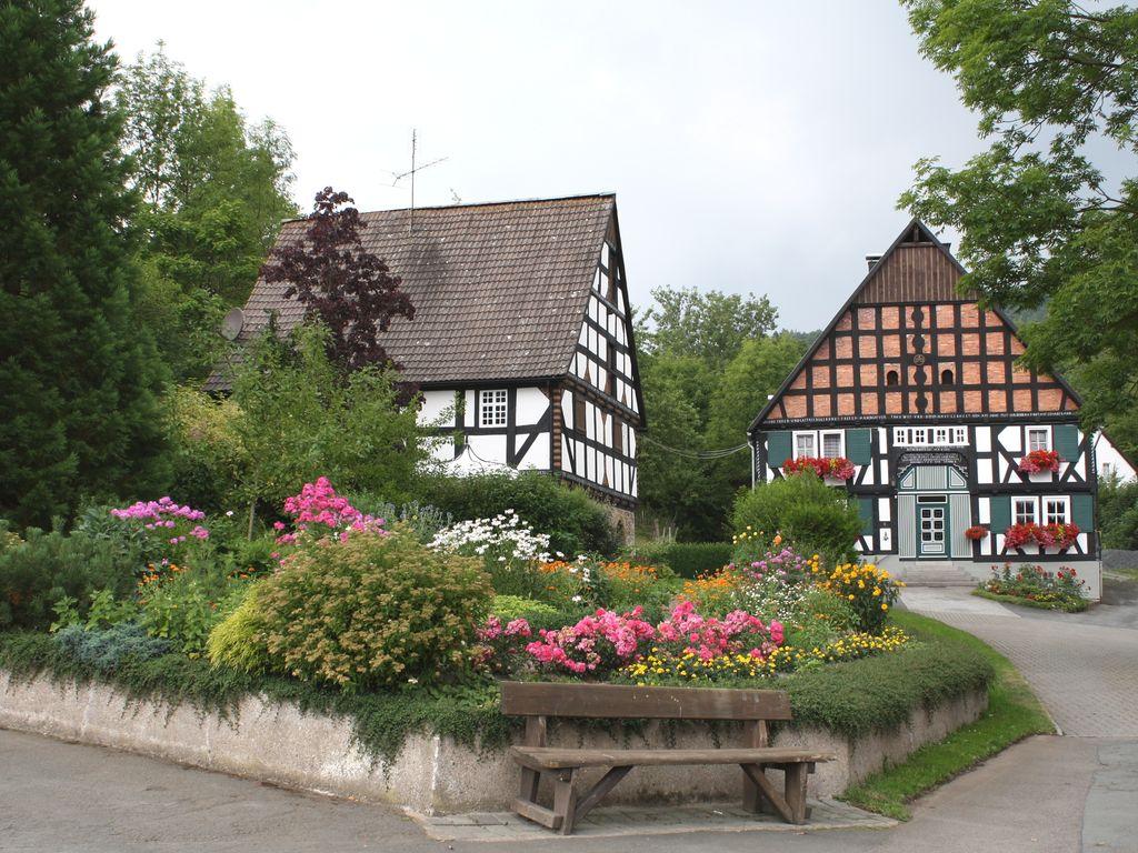 Ferienwohnung in Titmaringhausen Sauerland in Skigebietnähe (387304), Medebach, Sauerland, Nordrhein-Westfalen, Deutschland, Bild 25