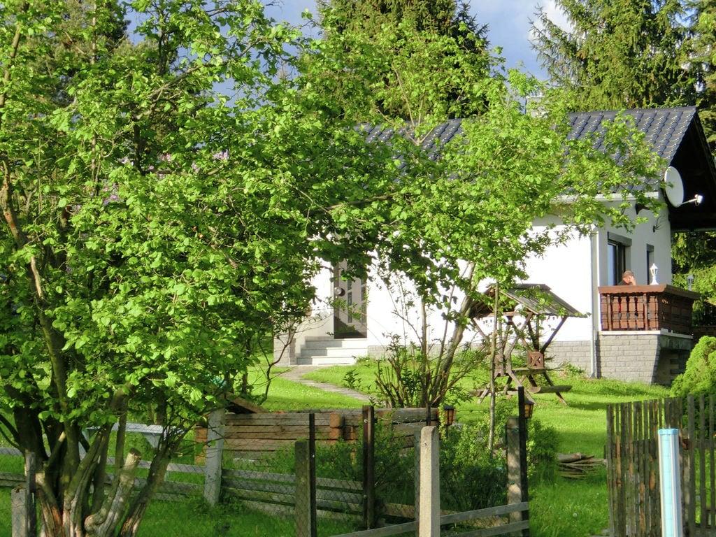 Holiday house Ruhiges Ferienhaus in Unterwürschnitz Sachsen mit Terrasse (391987), Adorf, Vogtland (Saxony), Saxony, Germany, picture 2
