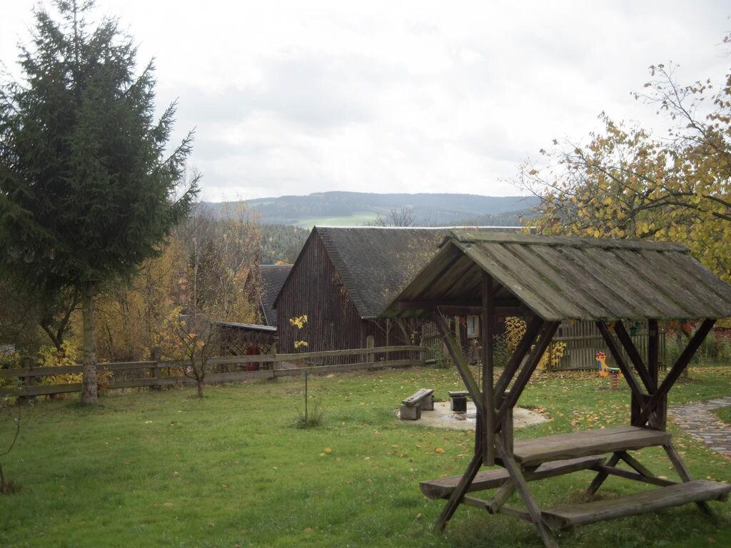 Holiday house Ruhiges Ferienhaus in Unterwürschnitz Sachsen mit Terrasse (391987), Adorf, Vogtland (Saxony), Saxony, Germany, picture 3