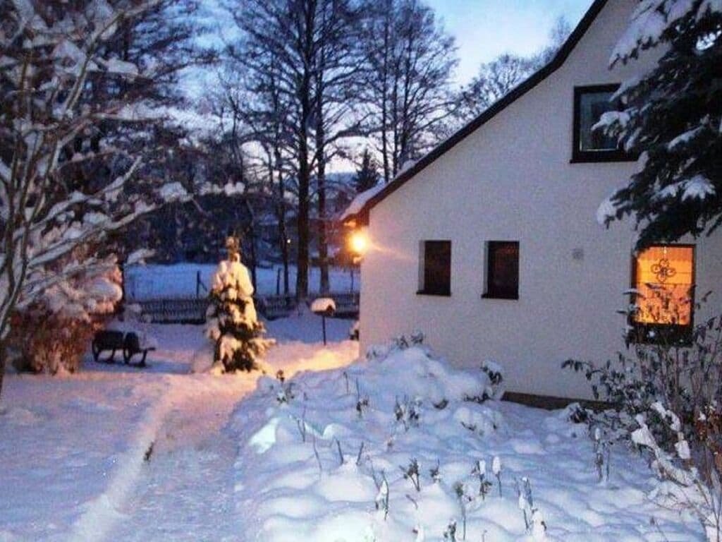 Holiday house Ruhiges Ferienhaus in Sachsen mit privater Terrasse (387327), Schlettau, The Ore Mountains, Saxony, Germany, picture 23