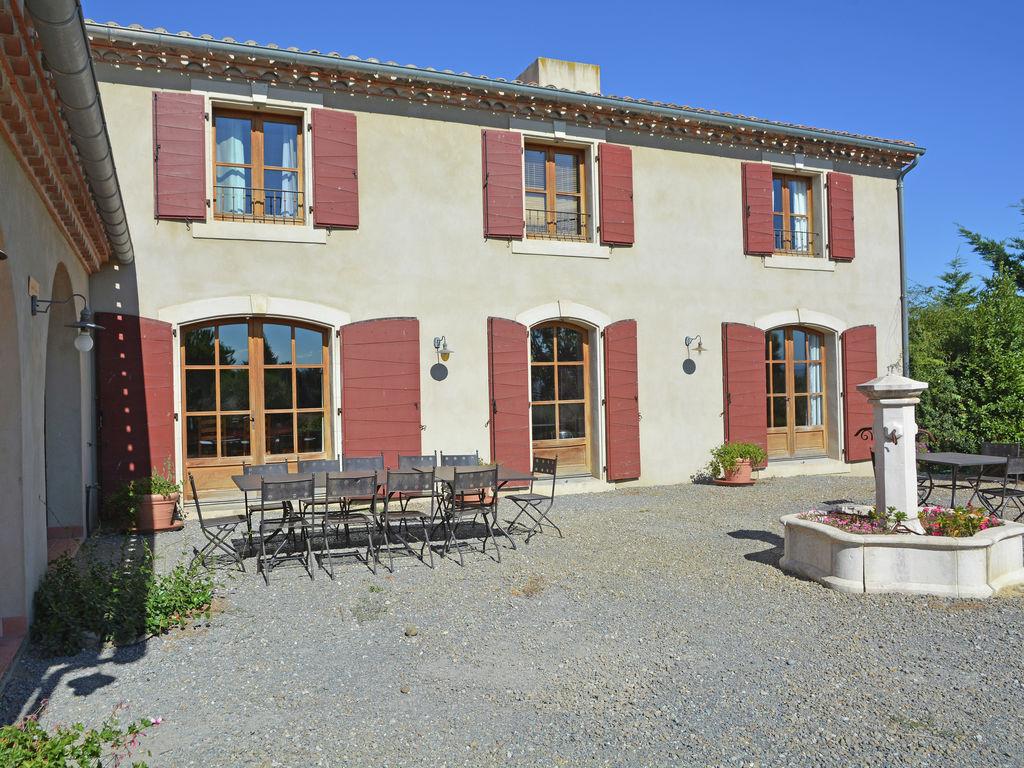 Maison de vacances La Grande Bastide (404046), Villelongue d'Aude, Aude intérieur, Languedoc-Roussillon, France, image 29