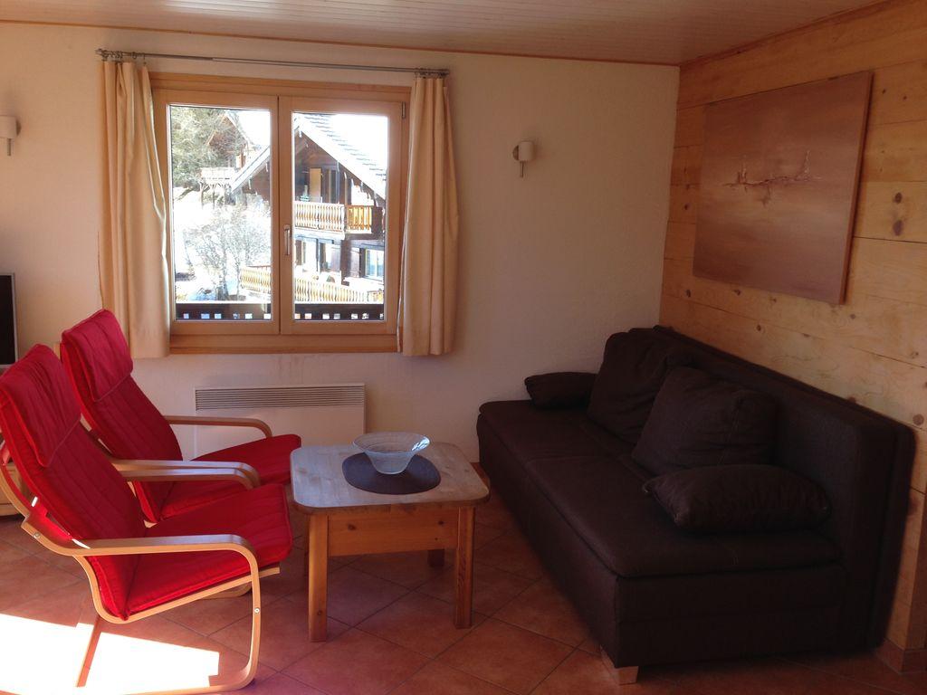Holiday apartment Ramona (392657), Mörel, Aletsch - Goms, Valais, Switzerland, picture 9