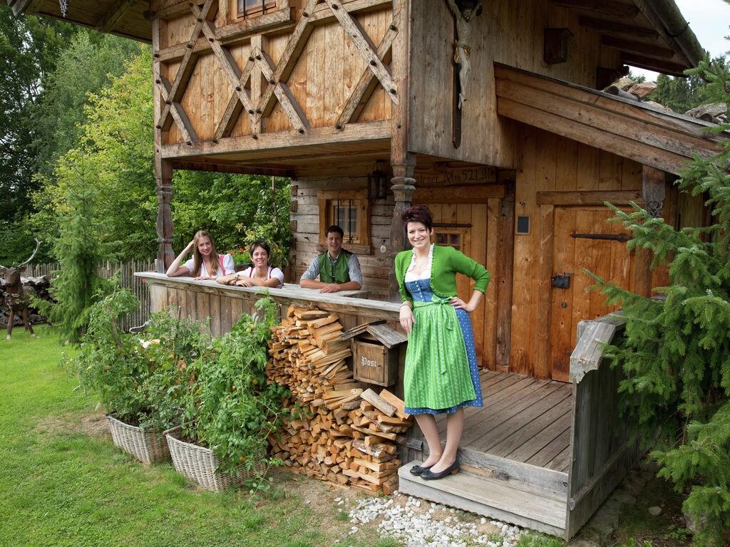 Ferienhaus Almhütte (392615), Tittmoning, Chiemgau, Bayern, Deutschland, Bild 3