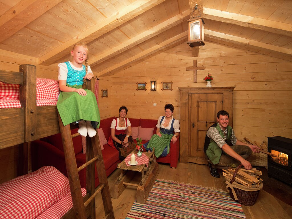 Ferienhaus Almhütte (392615), Tittmoning, Chiemgau, Bayern, Deutschland, Bild 7