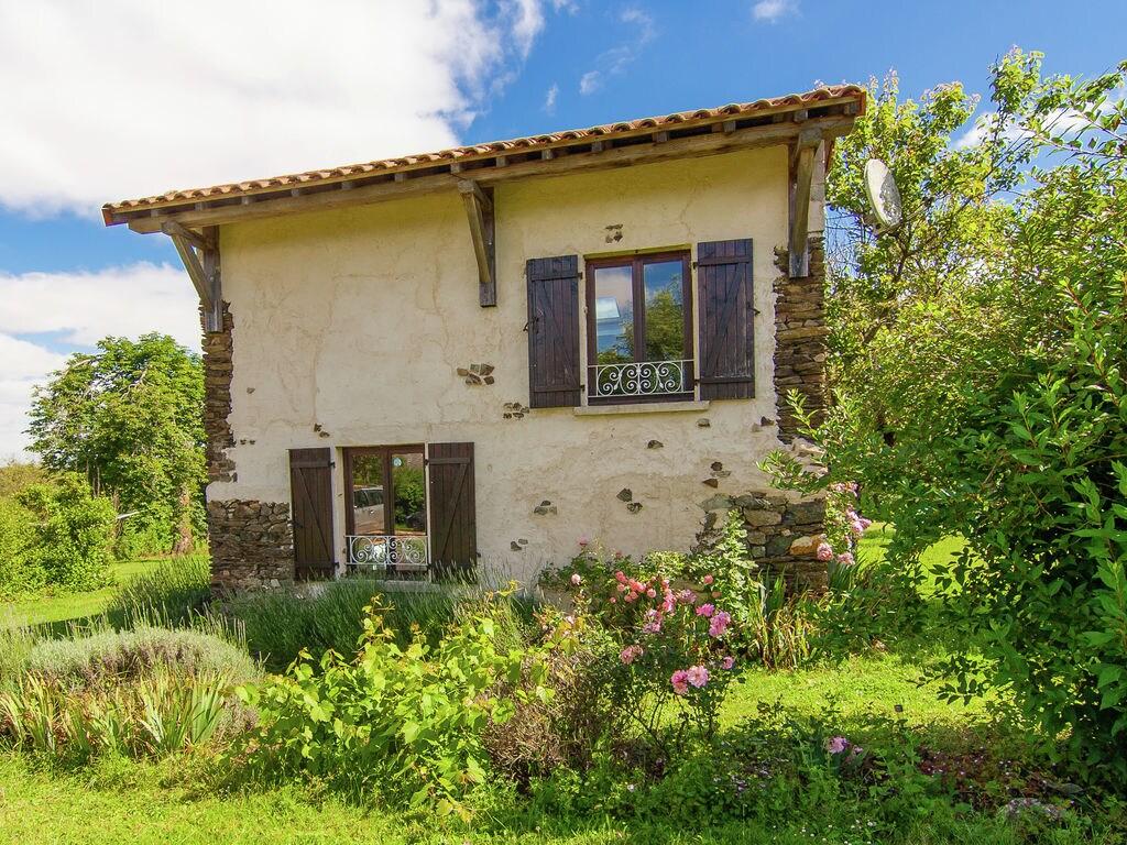 Holiday house Stilvolles Cottage in Savignac-Lédrier mit Terrasse (396502), Payzac, Dordogne-Périgord, Aquitania, France, picture 2