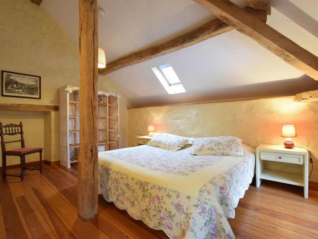Ferienhaus Stilvolles Cottage in Fays mit eigenem Garten (420249), Manhay, Luxemburg (BE), Wallonien, Belgien, Bild 8