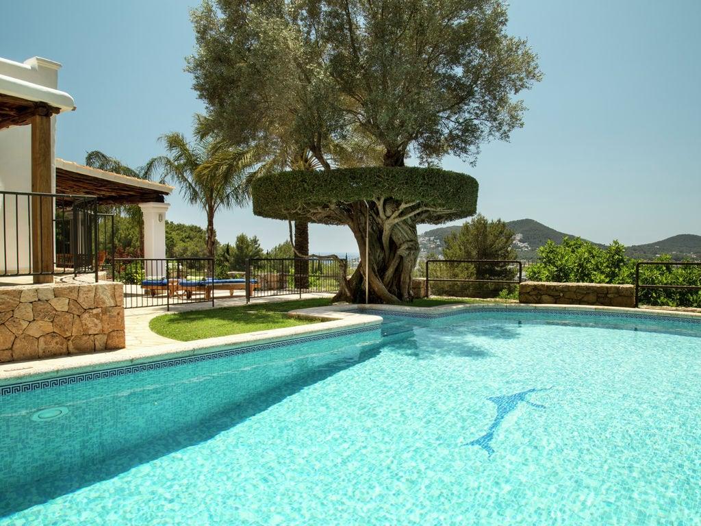 Ferienhaus Hübsches Ferienhaus in Santa Eulària des Riu mit Privatpool (562906), Santa Eularia des Riu, Ibiza, Balearische Inseln, Spanien, Bild 7