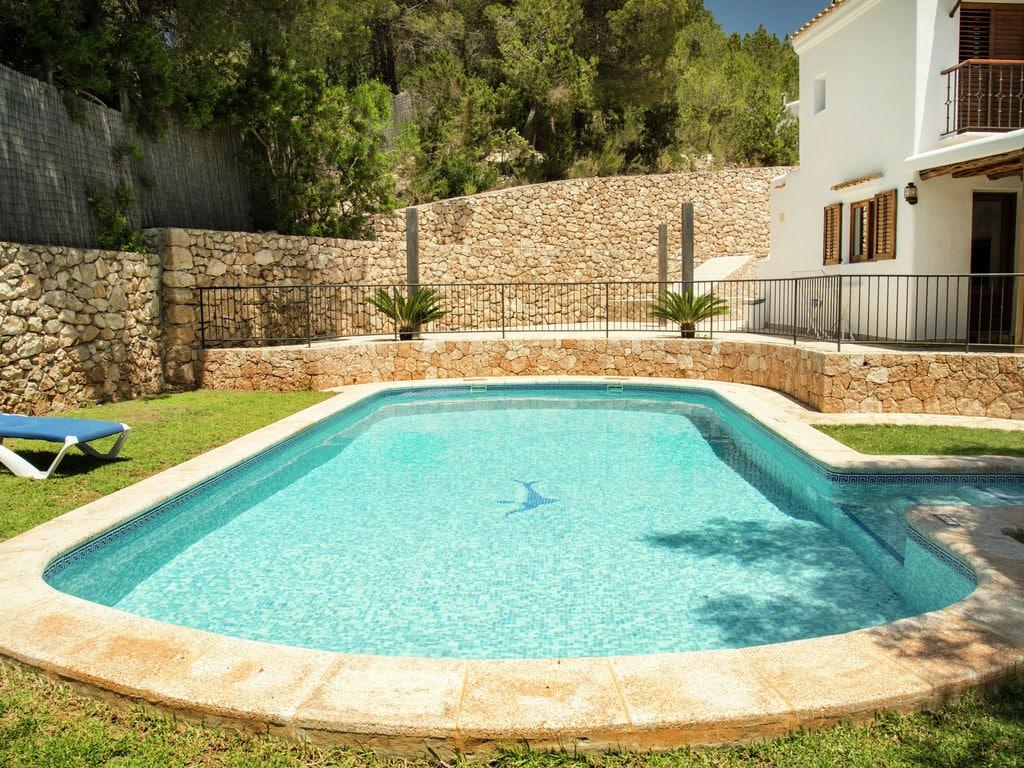 Ferienhaus Hübsches Ferienhaus in Santa Eulària des Riu mit Privatpool (562906), Santa Eularia des Riu, Ibiza, Balearische Inseln, Spanien, Bild 8