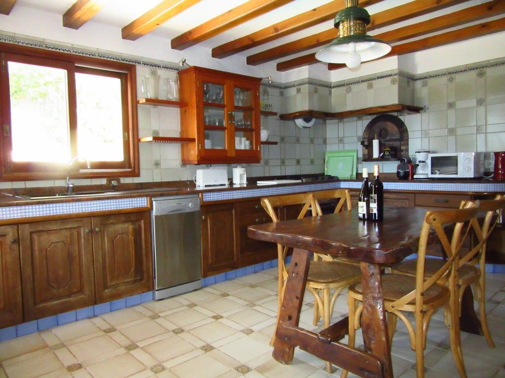 Ferienhaus Hübsches Ferienhaus in Santa Eulària des Riu mit Privatpool (562906), Santa Eularia des Riu, Ibiza, Balearische Inseln, Spanien, Bild 15