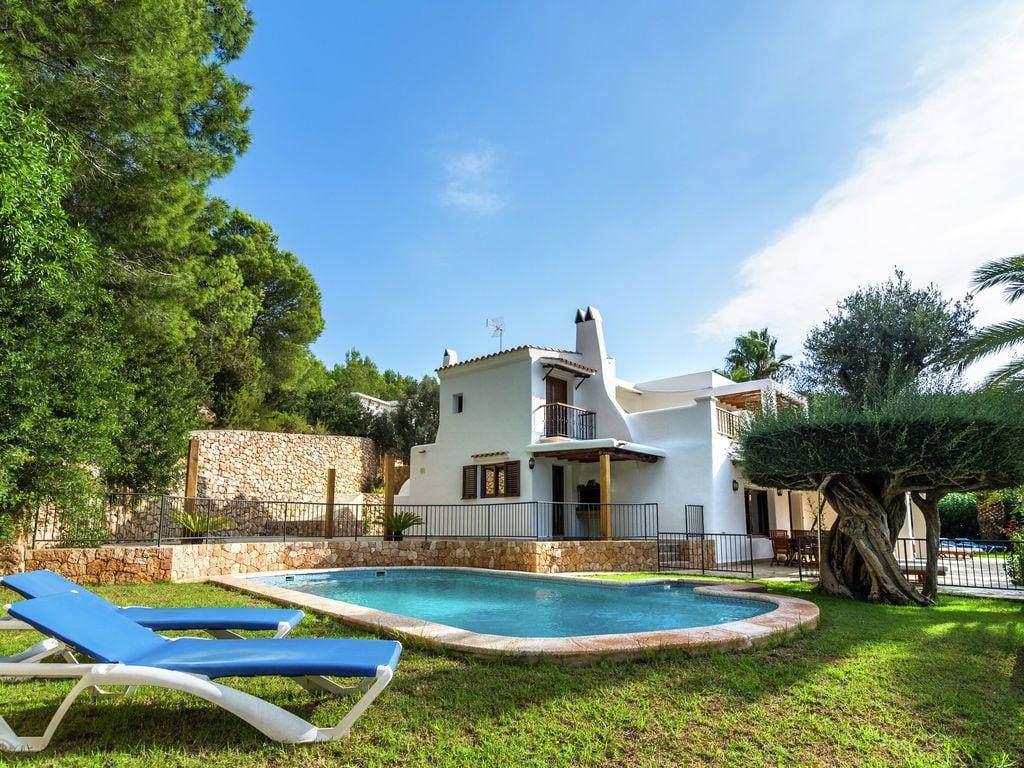 Ferienhaus Hübsches Ferienhaus in Santa Eulària des Riu mit Privatpool (562906), Santa Eularia des Riu, Ibiza, Balearische Inseln, Spanien, Bild 1