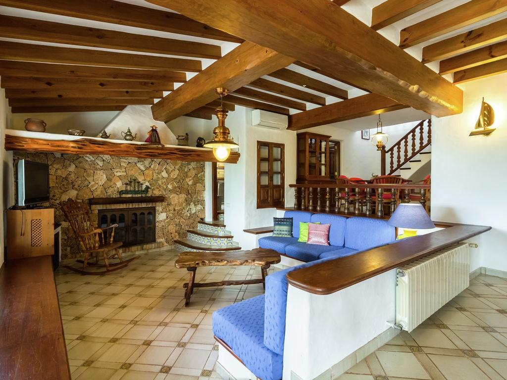 Ferienhaus Hübsches Ferienhaus in Santa Eulària des Riu mit Privatpool (562906), Santa Eularia des Riu, Ibiza, Balearische Inseln, Spanien, Bild 9
