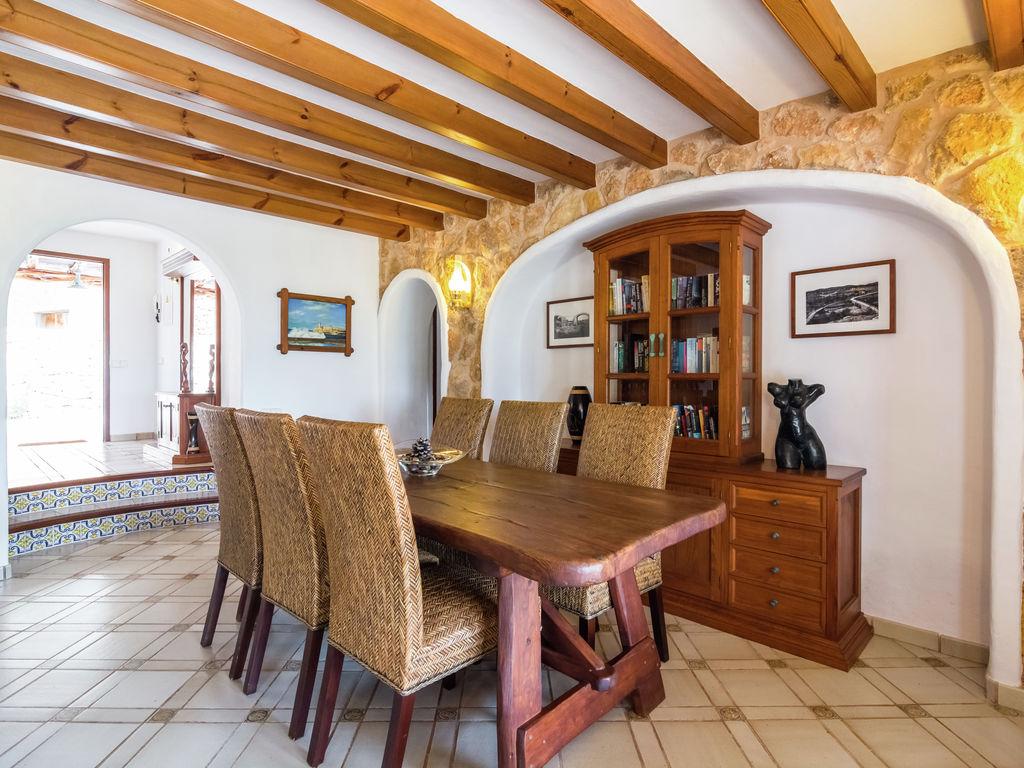 Ferienhaus Hübsches Ferienhaus in Santa Eulària des Riu mit Privatpool (562906), Santa Eularia des Riu, Ibiza, Balearische Inseln, Spanien, Bild 12