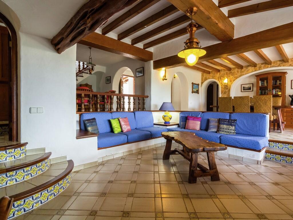 Ferienhaus Hübsches Ferienhaus in Santa Eulària des Riu mit Privatpool (562906), Santa Eularia des Riu, Ibiza, Balearische Inseln, Spanien, Bild 10