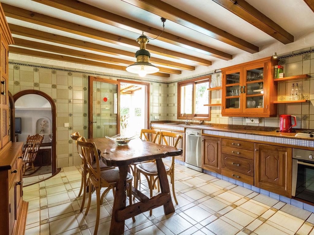 Ferienhaus Hübsches Ferienhaus in Santa Eulària des Riu mit Privatpool (562906), Santa Eularia des Riu, Ibiza, Balearische Inseln, Spanien, Bild 14