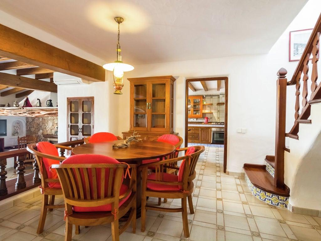 Ferienhaus Hübsches Ferienhaus in Santa Eulària des Riu mit Privatpool (562906), Santa Eularia des Riu, Ibiza, Balearische Inseln, Spanien, Bild 11