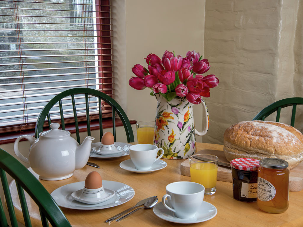 Holiday house Winnies Hayloft (404201), Bwlch, Mid Wales, Wales, United Kingdom, picture 4
