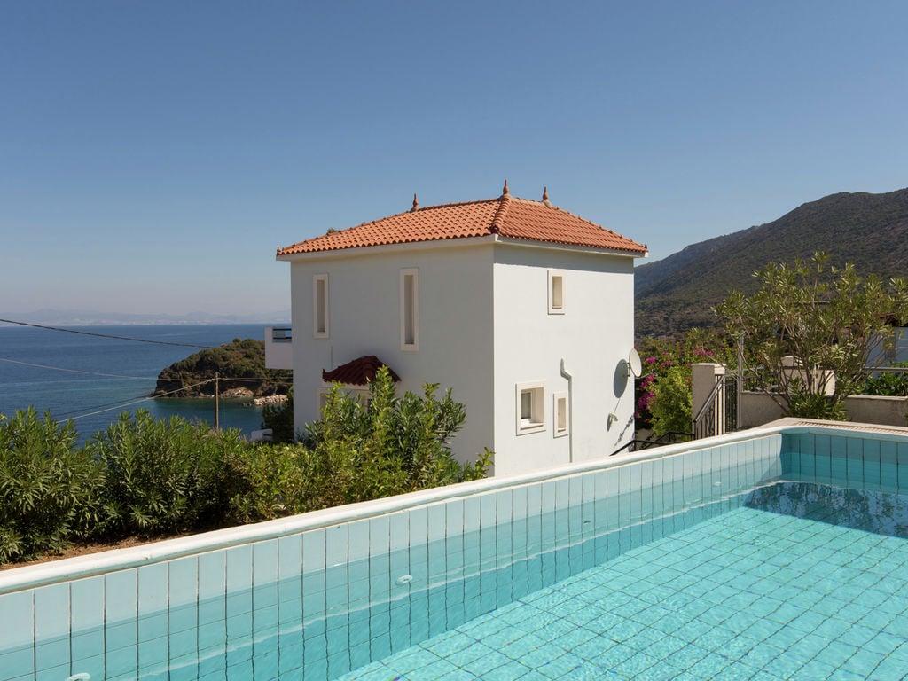 Holiday house Villa Vasiliki (411619), Samos (GR), Samos, Dodecanes Islands, Greece, picture 2