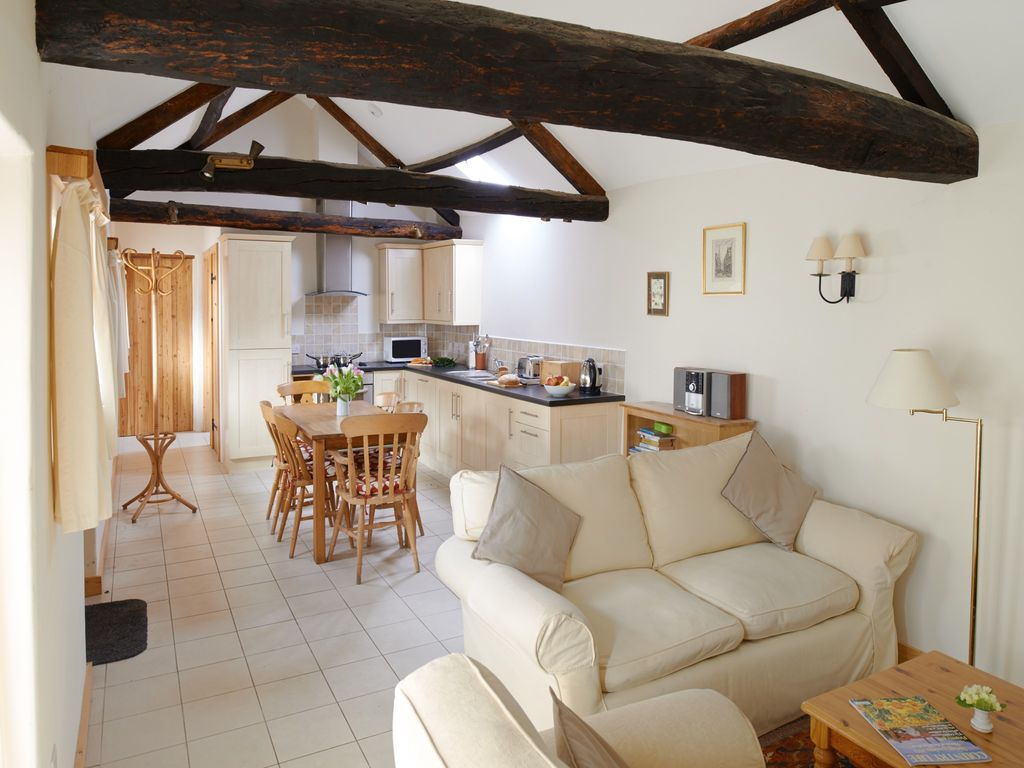 Holiday house Bryn Cain Coach House (405947), Abergavenny, South Wales, Wales, United Kingdom, picture 3