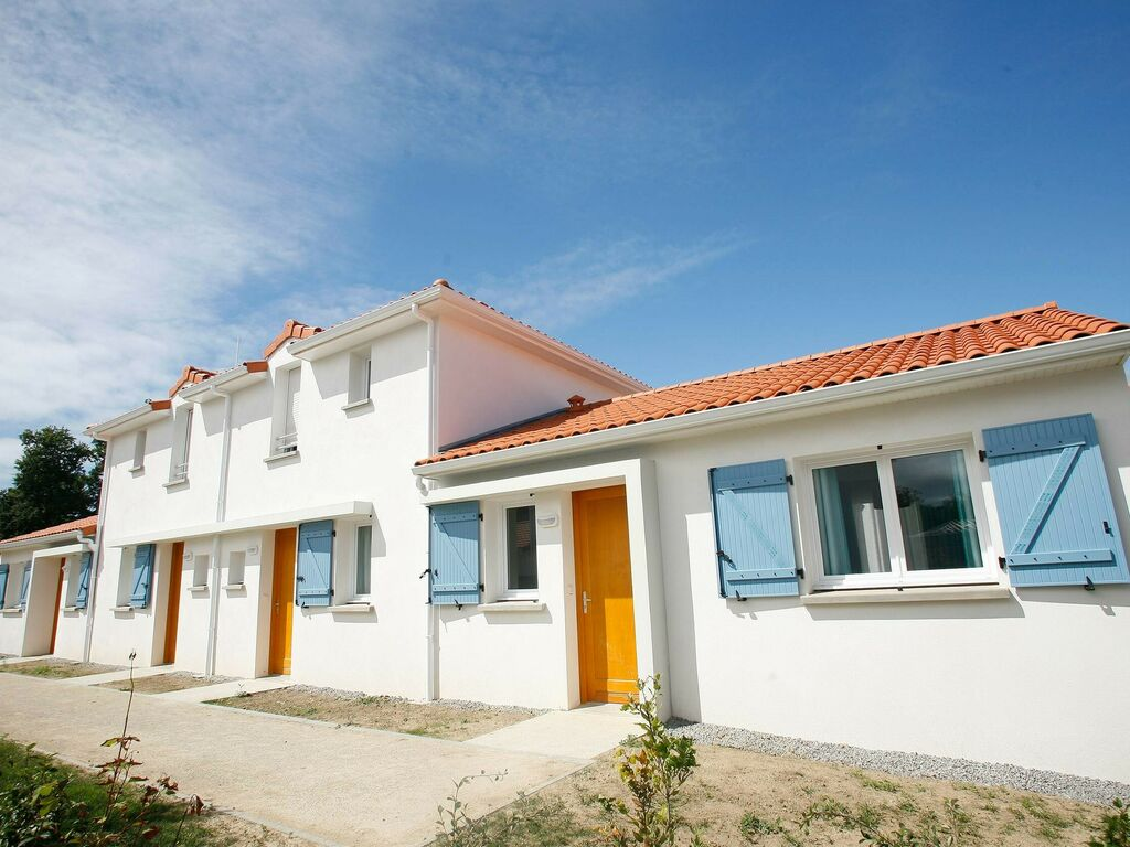Ferienhaus Gemütliches Ferienhaus mit Terrasse, nur 600 m zum Strand (591491), Saint Brevin les Pins, Atlantikküste Loire-Atlantique, Pays de la Loire, Frankreich, Bild 1