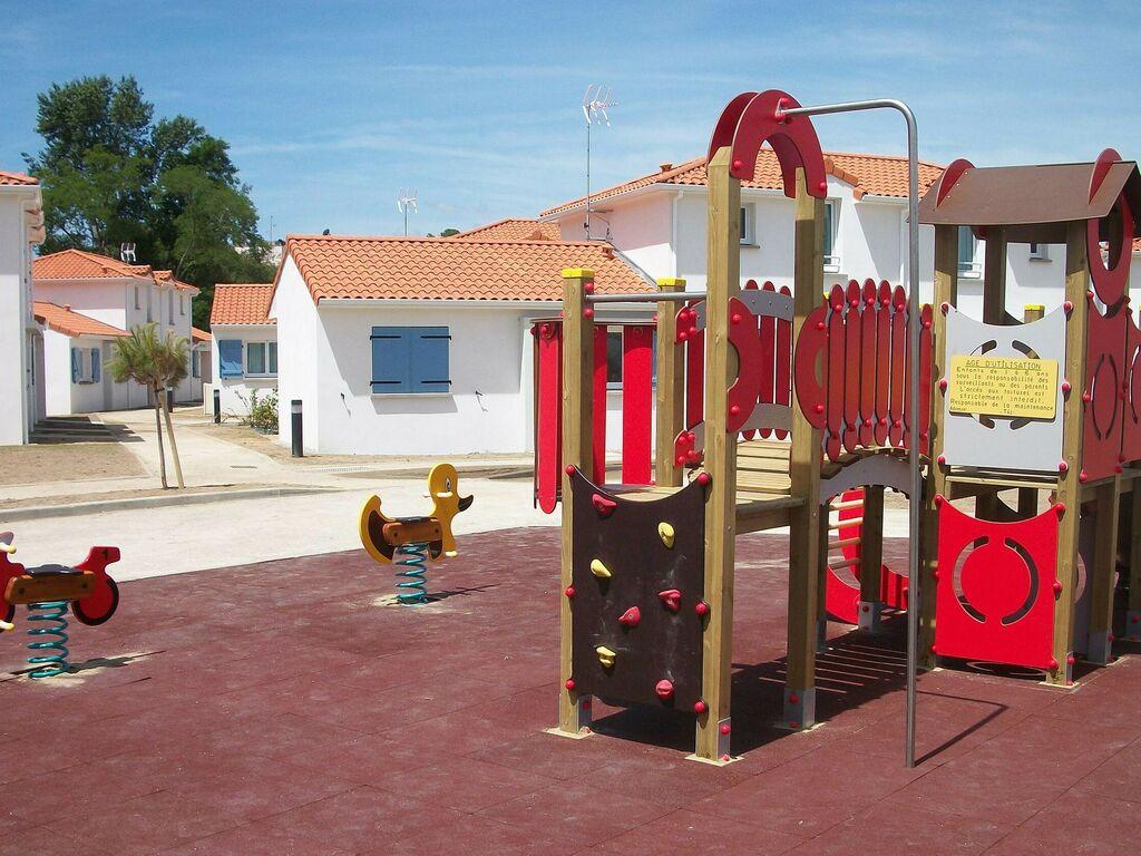 Ferienhaus Gemütliches Ferienhaus mit Terrasse, nur 600 m zum Strand (591491), Saint Brevin les Pins, Atlantikküste Loire-Atlantique, Pays de la Loire, Frankreich, Bild 14