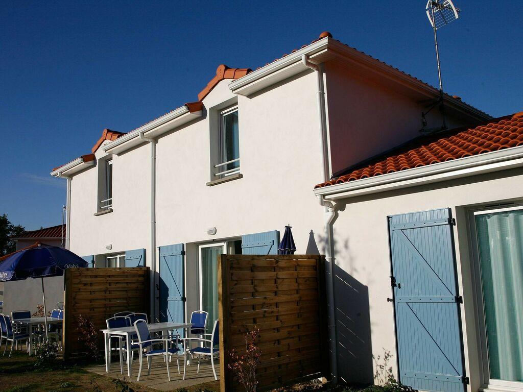 Ferienhaus Gemütliches Ferienhaus mit Terrasse, nur 600 m zum Strand (591491), Saint Brevin les Pins, Atlantikküste Loire-Atlantique, Pays de la Loire, Frankreich, Bild 16