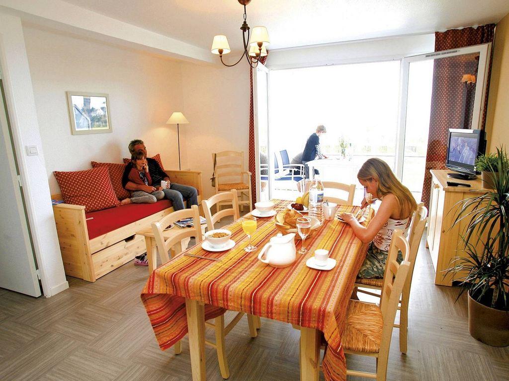 Ferienwohnung Résidence Domaine des Roches Jaunes 1 (407255), Plougasnou, Atlantikküste Finistère, Bretagne, Frankreich, Bild 6