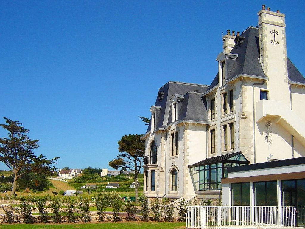Ferienwohnung Résidence Domaine des Roches Jaunes 1 (407255), Plougasnou, Atlantikküste Finistère, Bretagne, Frankreich, Bild 2