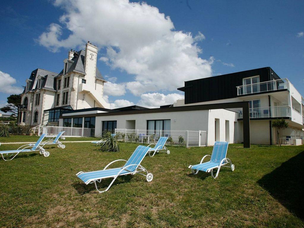 Ferienwohnung Résidence Domaine des Roches Jaunes 1 (407255), Plougasnou, Atlantikküste Finistère, Bretagne, Frankreich, Bild 1