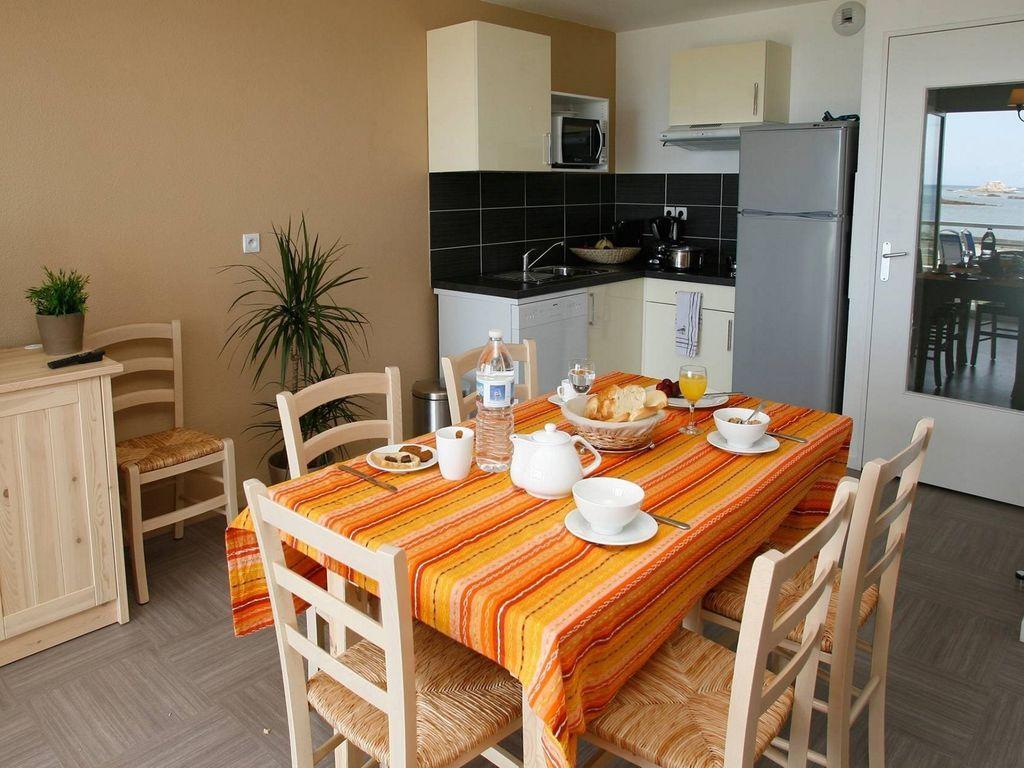 Ferienwohnung Résidence Domaine des Roches Jaunes 1 (407255), Plougasnou, Atlantikküste Finistère, Bretagne, Frankreich, Bild 8
