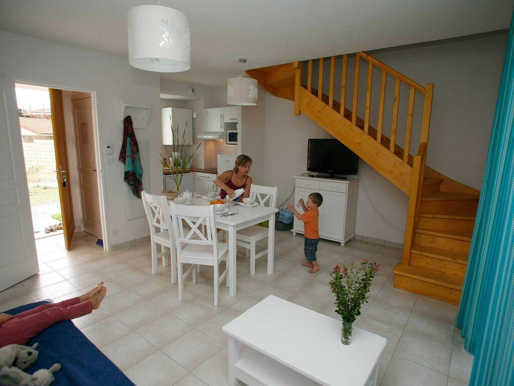 Ferienhaus Gemütliches Ferienhaus mit Terrasse, nur 600 m zum Strand (591513), Saint Brevin les Pins, Atlantikküste Loire-Atlantique, Pays de la Loire, Frankreich, Bild 9