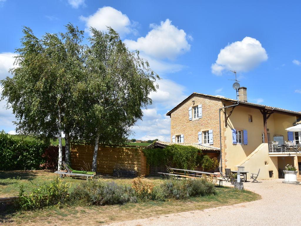 Ferienhaus La Côte des Blancs 20 pers (408377), Crêches sur Saône, Saône-et-Loire, Burgund, Frankreich, Bild 35