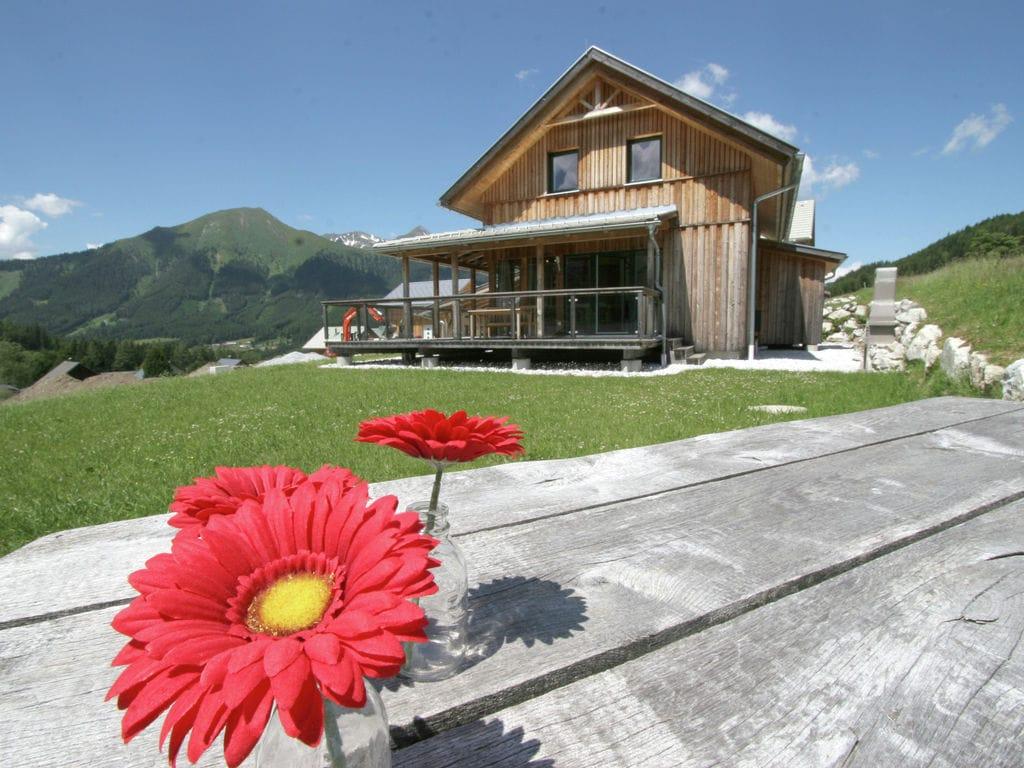 Ferienhaus Luxus-Chalet außerhalb von Hohentauern in Skigebietnähe (407274), Hohentauern (Ort), Murtal, Steiermark, Österreich, Bild 2