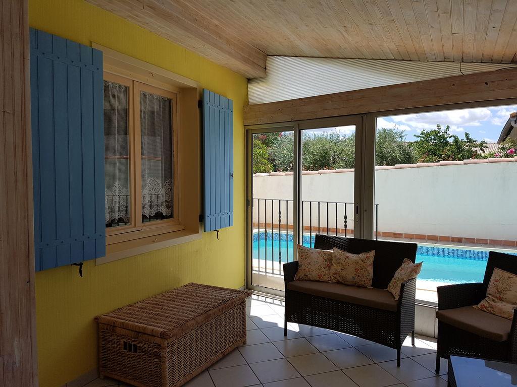 Ferienhaus Villa Tourbes (553930), Tourbes, Mittelmeerküste Hérault, Languedoc-Roussillon, Frankreich, Bild 10