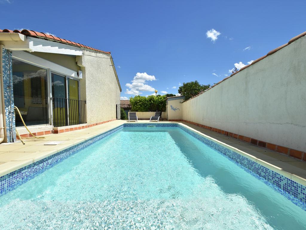 Ferienhaus Villa Tourbes (553930), Tourbes, Mittelmeerküste Hérault, Languedoc-Roussillon, Frankreich, Bild 1