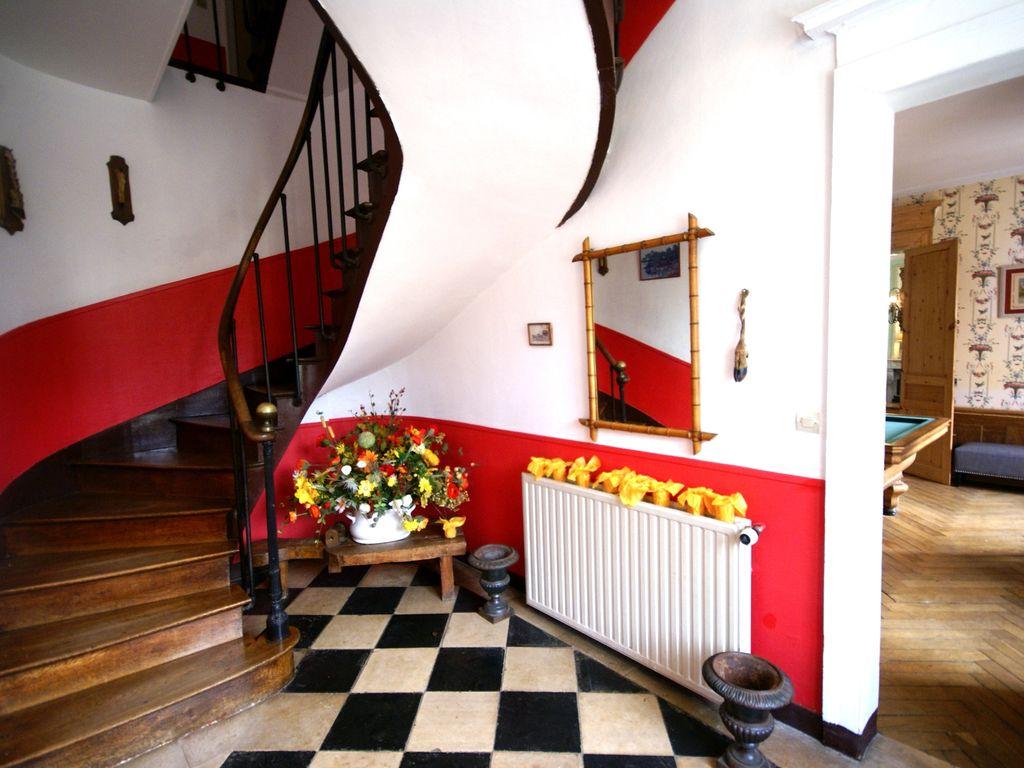 Ferienhaus Denkmalgeschütztes Schloss in Asnières mit Terrasse (411622), Cormeilles, Calvados, Normandie, Frankreich, Bild 10