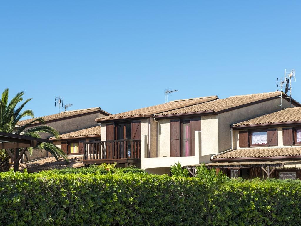 Holiday house Les Tamaris & Les Portes du Soleil 2 (408459), Portiragnes, Mediterranean coast Hérault, Languedoc-Roussillon, France, picture 1