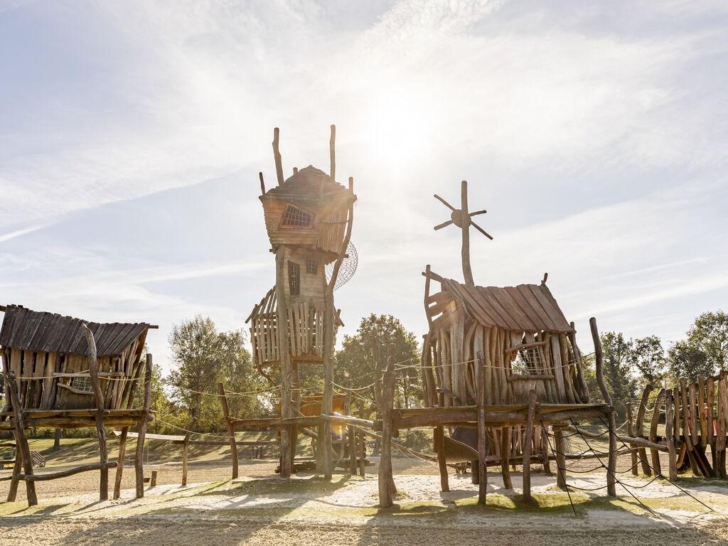 Ferienhaus Geräum. Bungalow mit Geschirrsp., nahe dem Hunebedcentrum (409709), Borger, , Drenthe, Niederlande, Bild 20