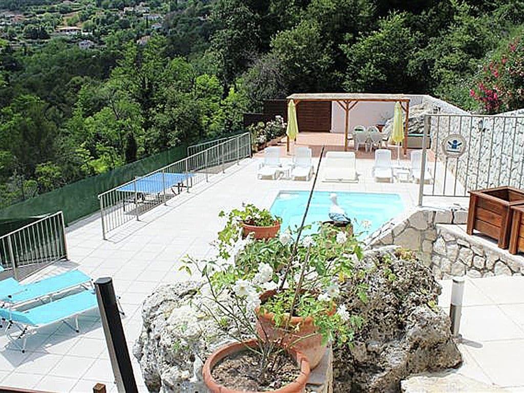 Ferienhaus Rocabel Villa (1035369), Gattières, Alpes Maritimes, Provence - Alpen - Côte d'Azur, Frankreich, Bild 3