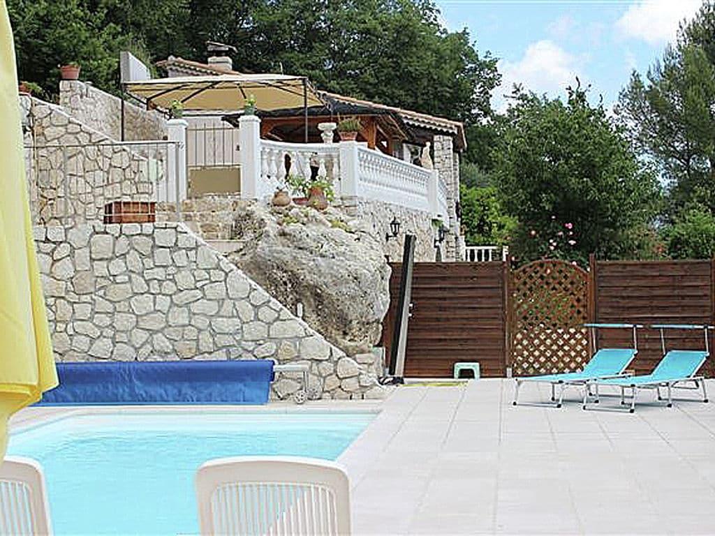 Ferienhaus Rocabel Villa (1035369), Gattières, Alpes Maritimes, Provence - Alpen - Côte d'Azur, Frankreich, Bild 1