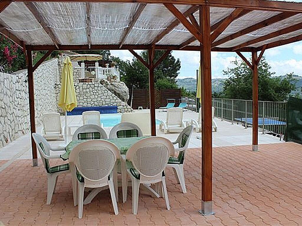 Ferienhaus Rocabel Villa (1035369), Gattières, Alpes Maritimes, Provence - Alpen - Côte d'Azur, Frankreich, Bild 17
