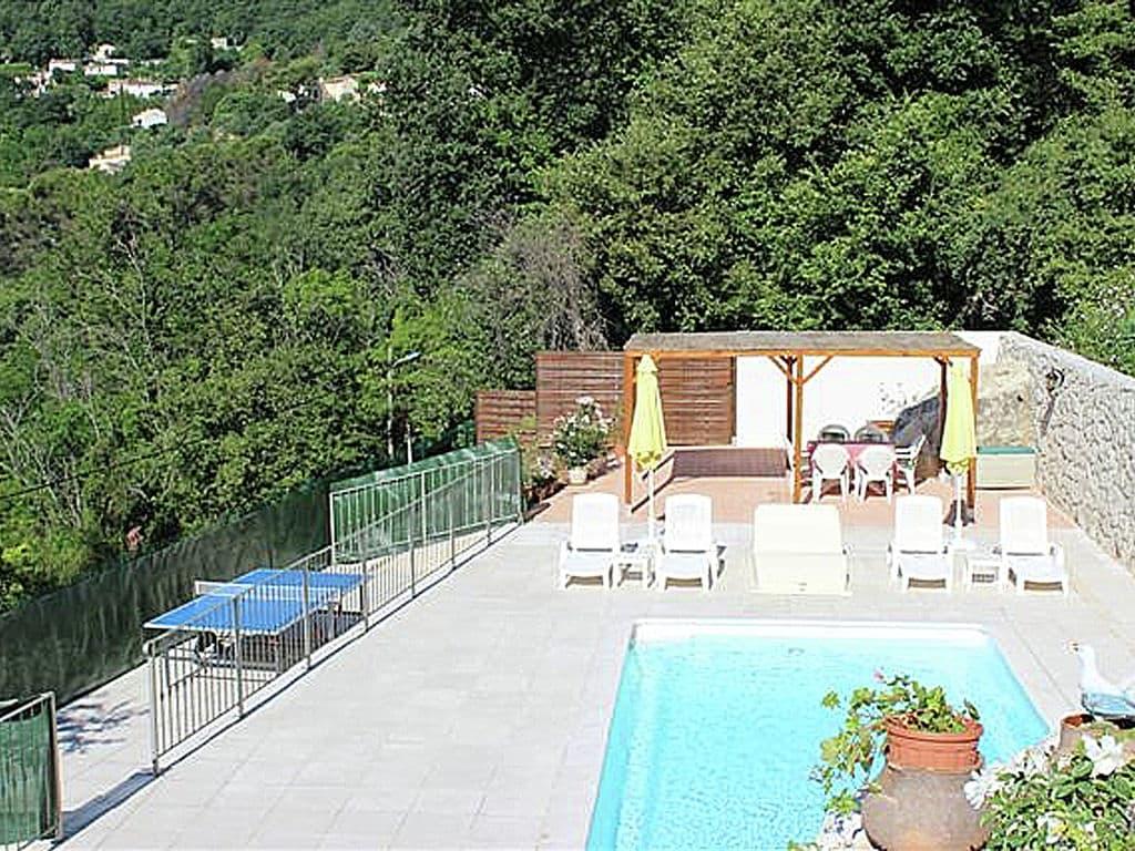 Ferienhaus Rocabel Villa (1035369), Gattières, Alpes Maritimes, Provence - Alpen - Côte d'Azur, Frankreich, Bild 2
