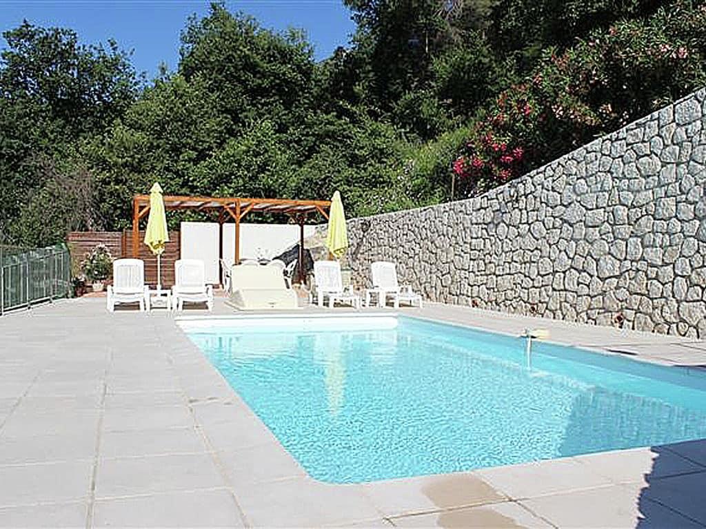 Ferienhaus Rocabel Villa (1035369), Gattières, Alpes Maritimes, Provence - Alpen - Côte d'Azur, Frankreich, Bild 4