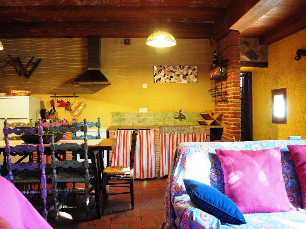 Ferienhaus Uriges Cottage mit Swimmingpool an der Costa Dorada (410026), Cornudella de Montsant, Tarragona, Katalonien, Spanien, Bild 9