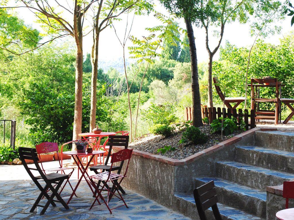 Ferienhaus Uriges Cottage mit Swimmingpool an der Costa Dorada (410026), Cornudella de Montsant, Tarragona, Katalonien, Spanien, Bild 22